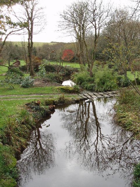 Stream at Alsia Mill