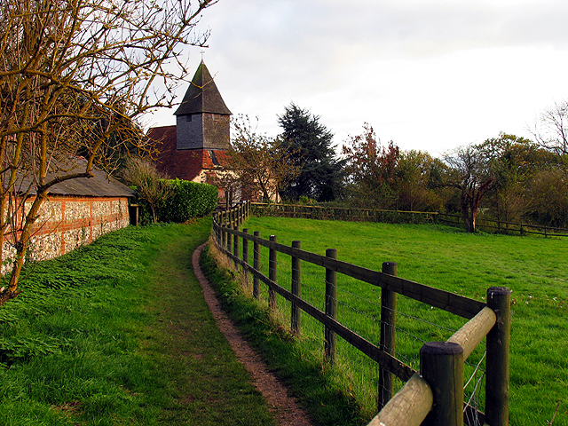 St Marys at Calleva near Silchester