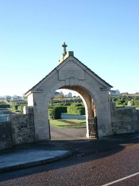 Lesmahagow Cemetery