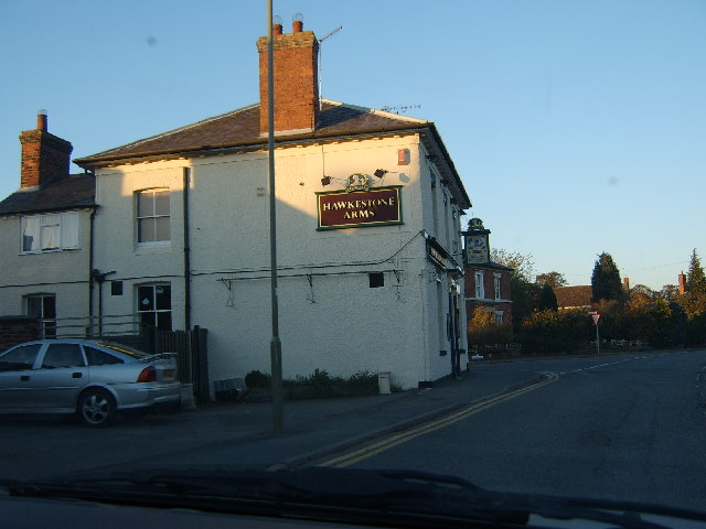 The Hawkstone Arms - Wem