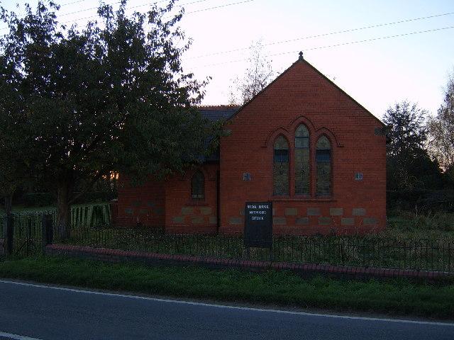 Quina Brook Methodist Church