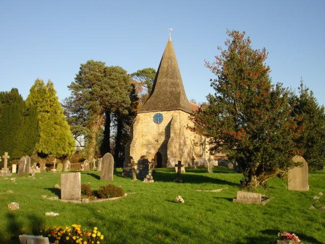 Mountfield Church Nr Battle East Sussex