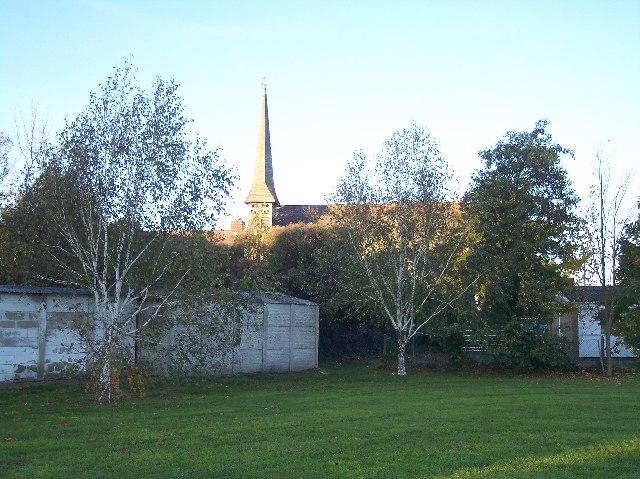 Drake's Broughton Church