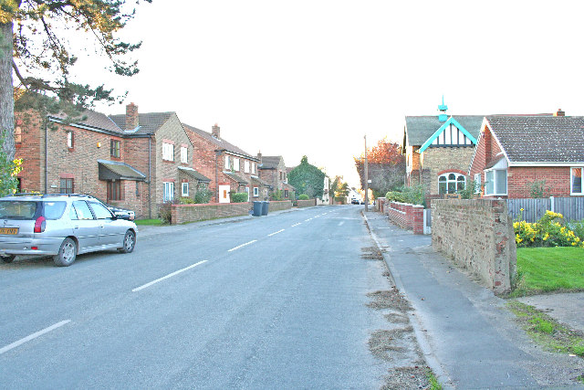Hensall, Gowdal Road