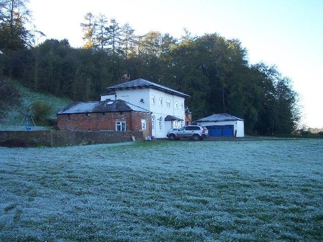 House below Ham Hill