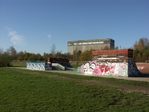 Former Incinerator at Marchwood, Nr Southampton