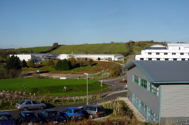 New build, South Devon College