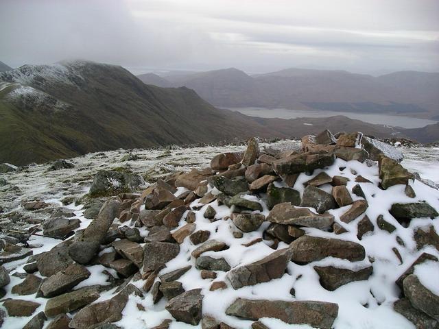Beinn Eunaich : Munro No 156