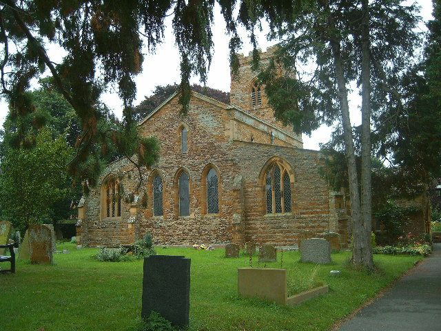 St Luke's Church, Duston, Northampton