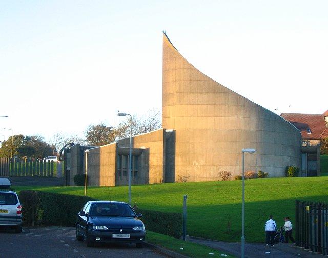 St Andrew's Church, Craigshill.