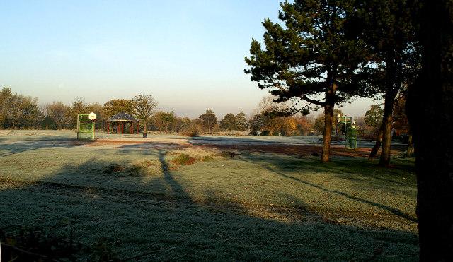 Leyland Park, Hindley