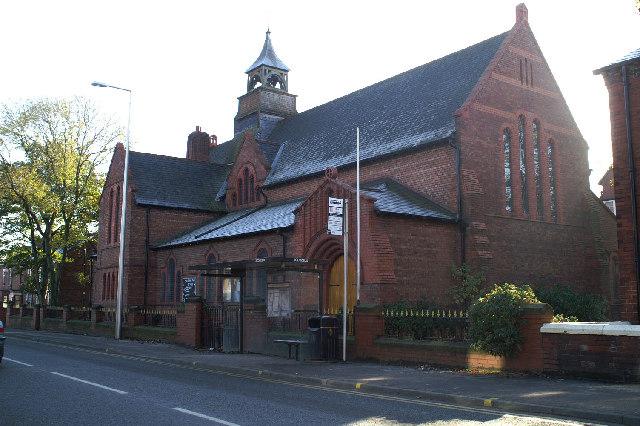 St. John's Church, Atherton Road, Hindley Green