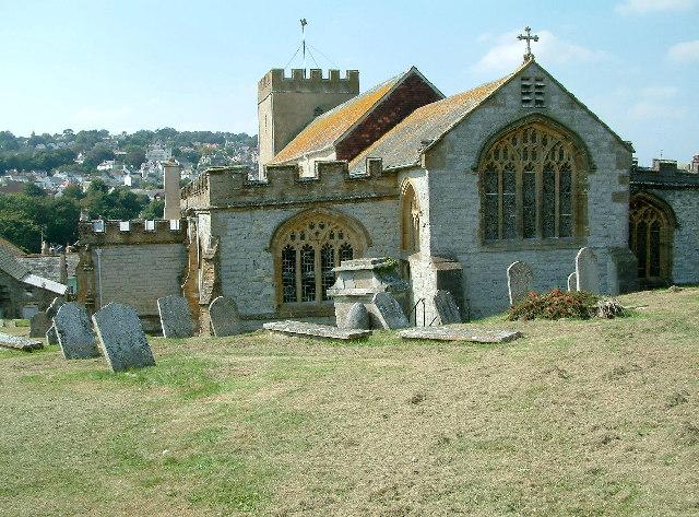 St. Michaels Church, Lyme Regis