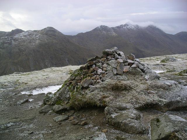 Beinn a'Chochuill : Munro No 172