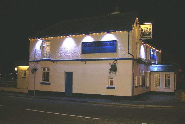 Simms Road Inn  at Simms Lane Ends
