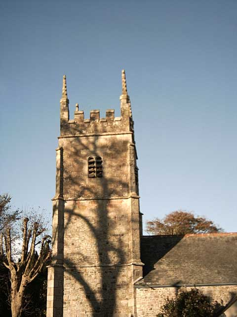 St James' Church, Jacobstowe