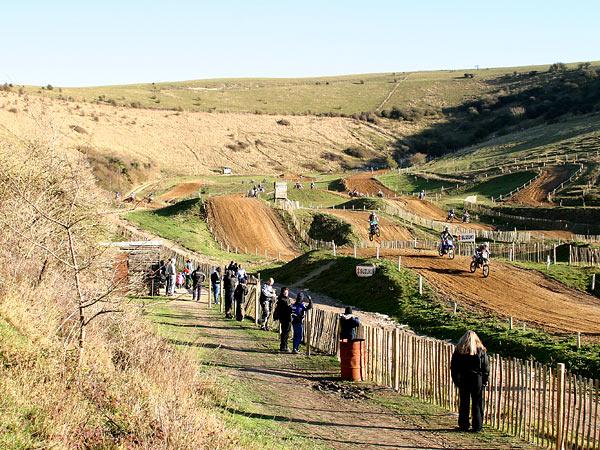 Golding Barn motocross track
