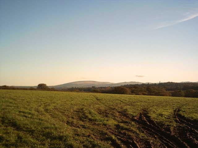 Farmland near Deckport
