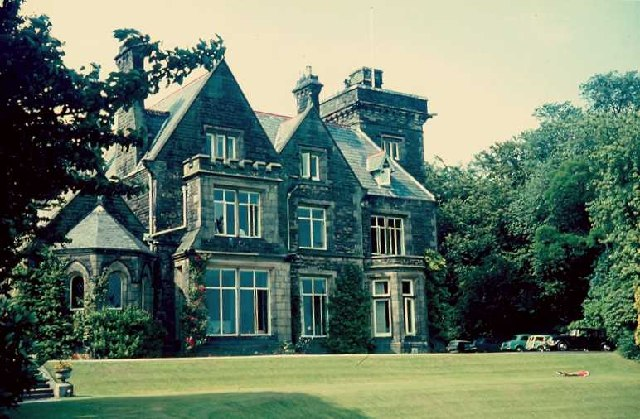 Alston Hall, Alston near Longridge
