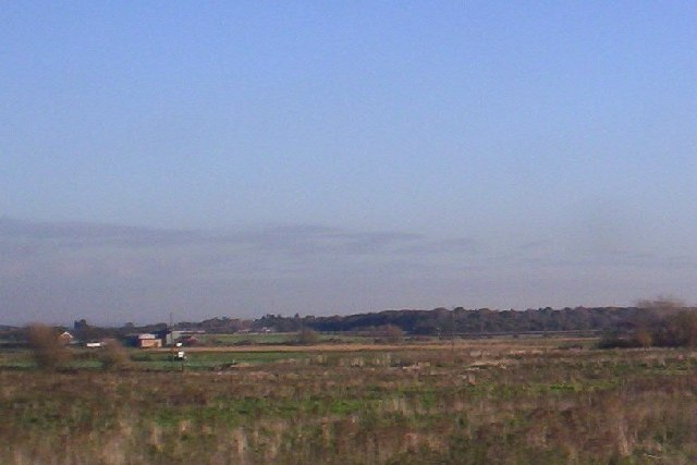 Farmland near Hightown, Sefton