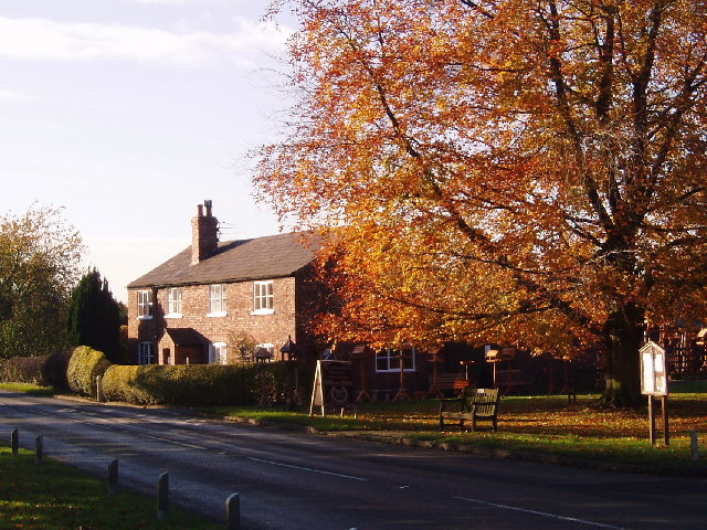 The Smithy at Smithy Green