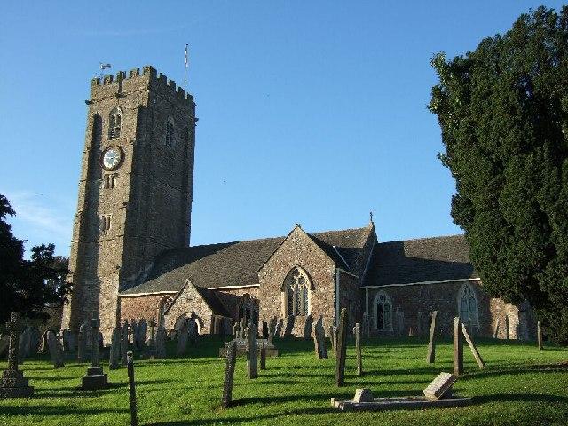 Woodbury Church, Devon