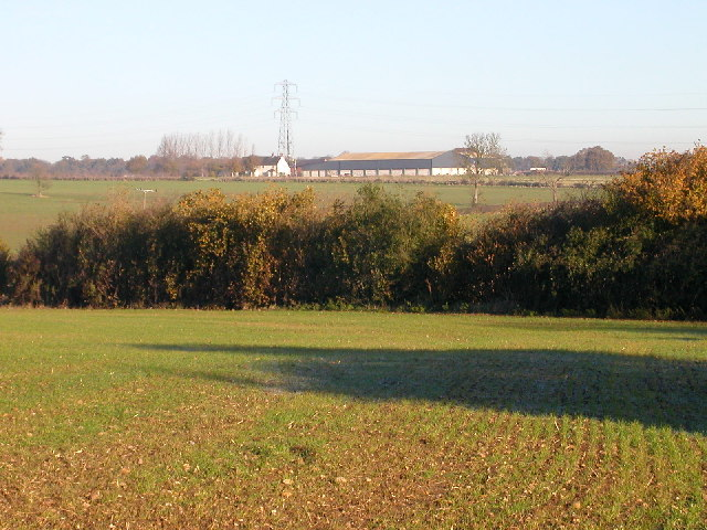 Newnham - Newnham Fields Farm