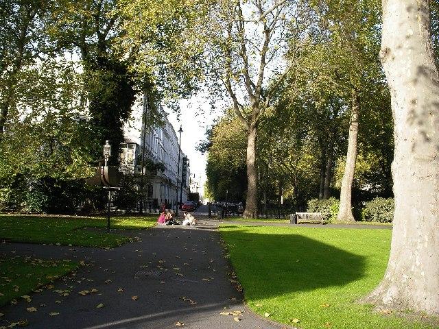 Pimlico Gardens, London SW1