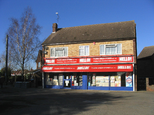 Village Store, Tyler's Green, Essex