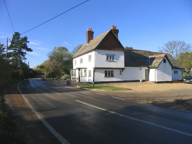 The John Barleycorn Public House, Threshers Bush, Essex