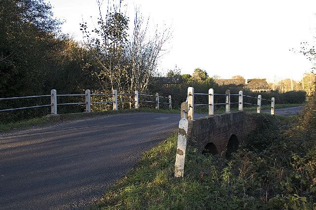 Organford Bridge, Dorset