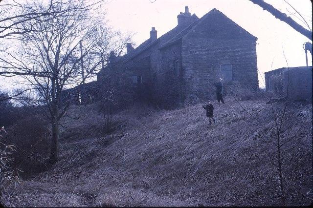 Carrington Barn Farm, near Marple