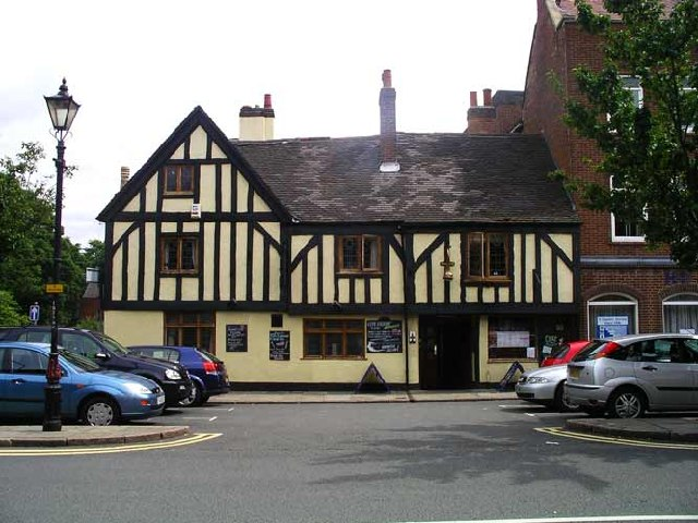 The Dolphin Inn, Derby