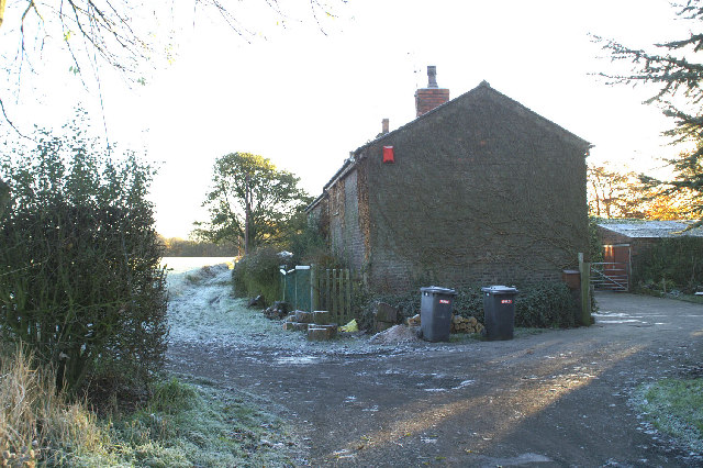 At the end of the Lane, Pennington Green, Aspull