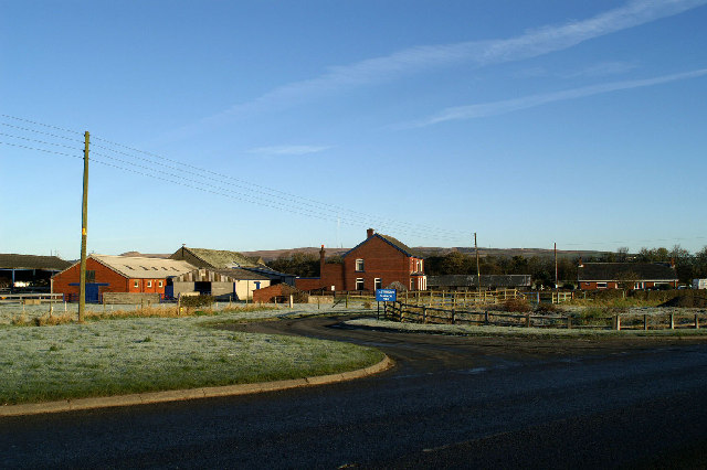 Chadwicks Farm, Lostock Lane, Westhoughton