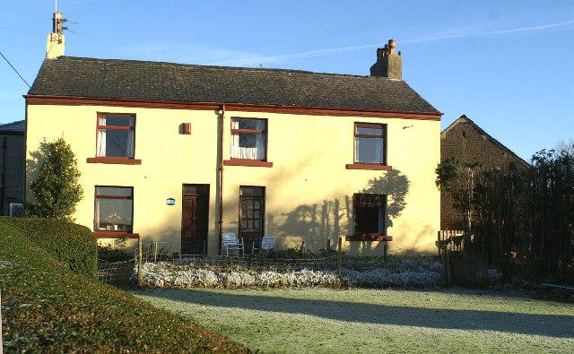 Farmhouse, Scot Lane, Aspull