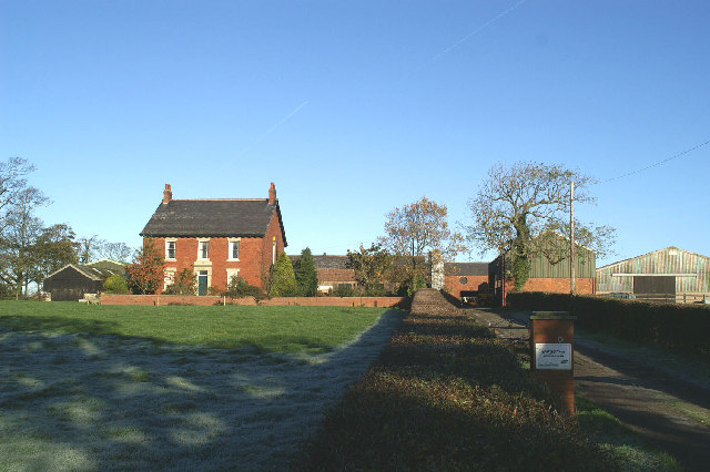 Moss Hall Farm, near Wesham