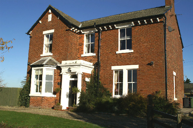 Stanley House, near Wesham