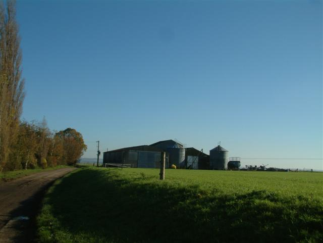 Sherwood Farm, Mackney