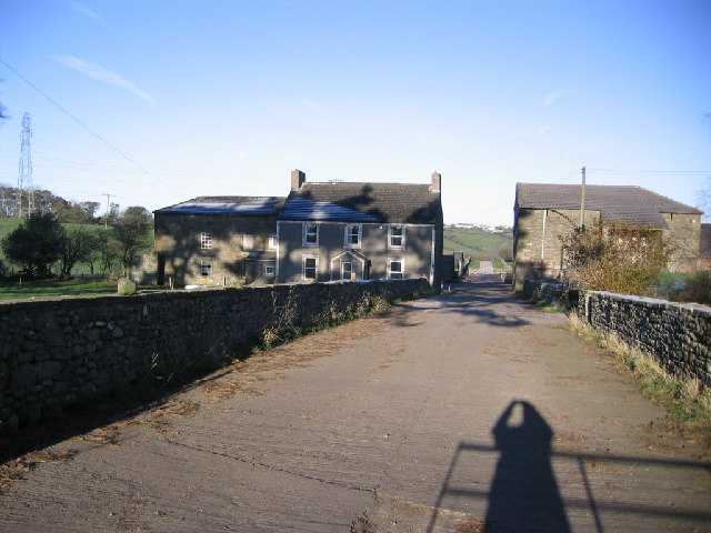 Stainburn Hall Farm