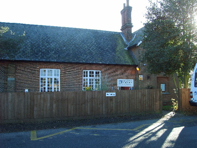 Primary School Bentley Suffolk.