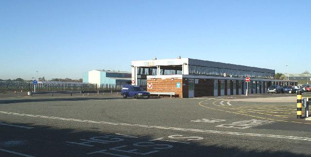 Kirkham Goods Vehicle Testing Station