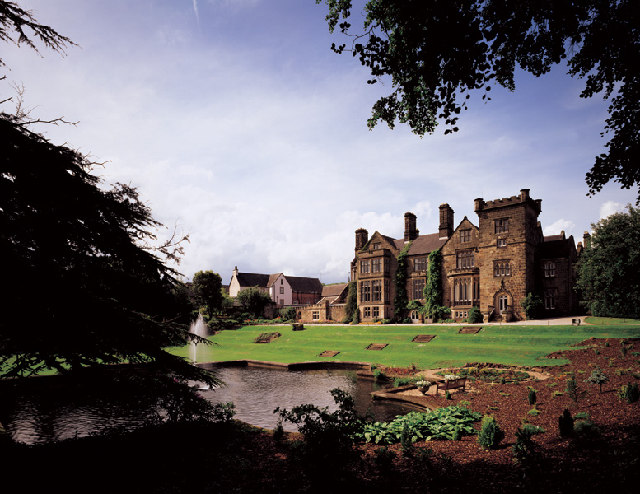 Breadsall Priory