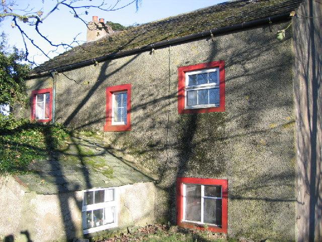 Stargill farmhouse.
