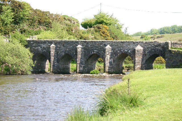 Landacre Bridge
