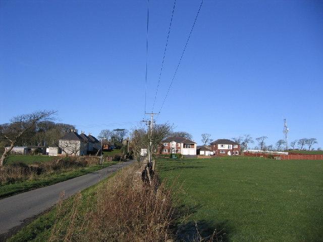 Winscales a hamlet