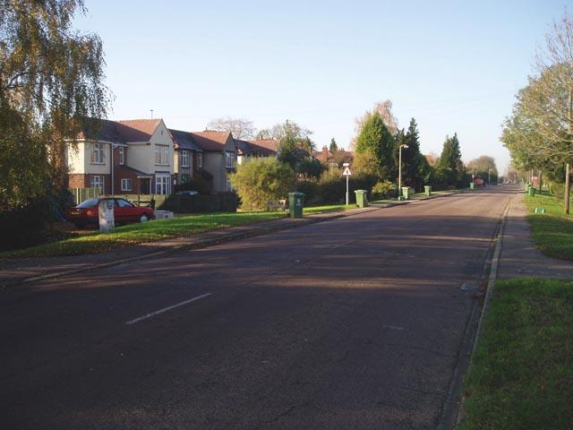 London Road, Harston