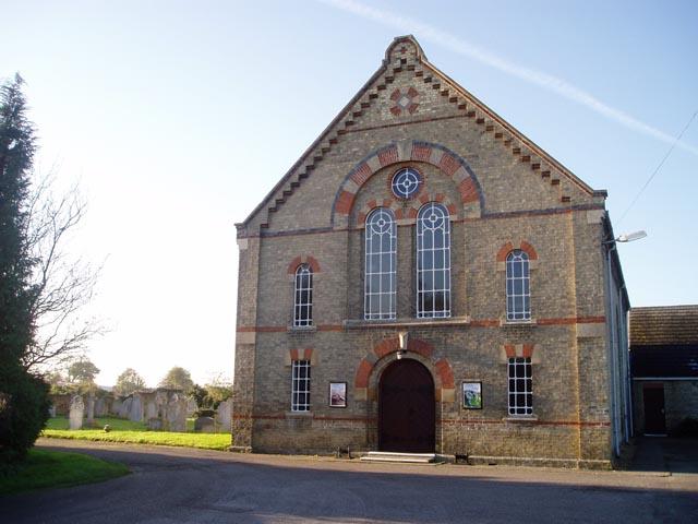 Harston Baptist Chapel