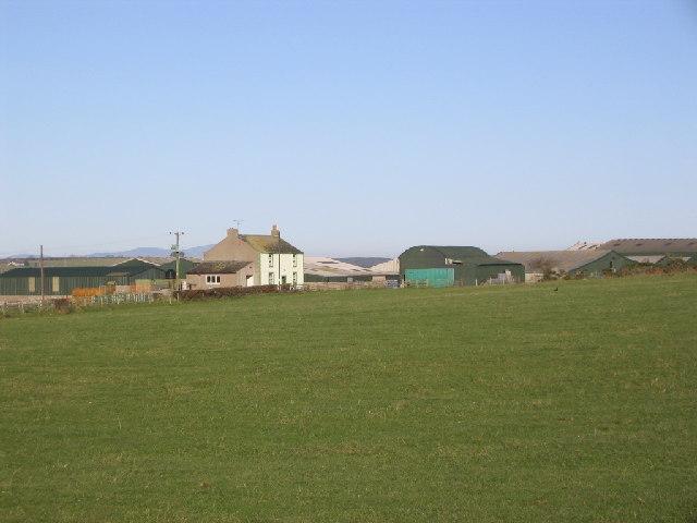 Branthwaite Outgang Farm