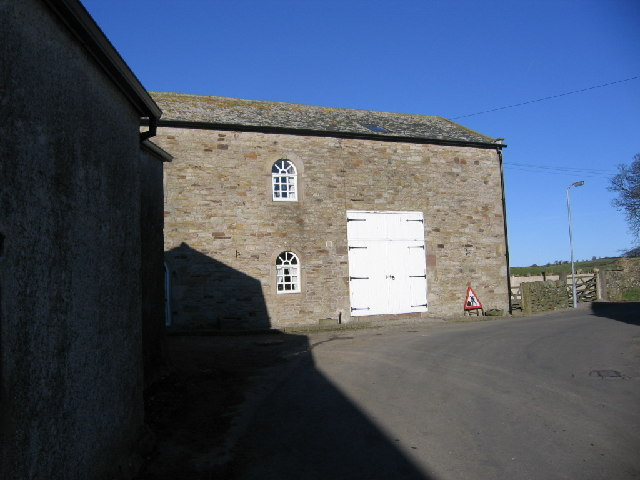 The Barn at The Mains Ullock.